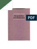 Bovero Michelangelo - Una Gramatica De La Democracia.pdf