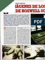 Extraterrestres - Las Imagenes de Los Extraterrestres de Roswell Son Un Montaje R-006 Nº080 - Mas Alla de La Ciencia - Vicufo2