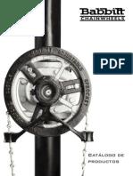 Ruedas estándar con cadena para accionamiento de válvulas.pdf