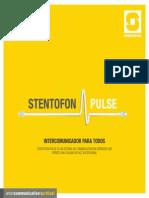 Stentofon Pulse Es Lr