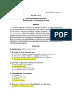 Act 2 Cuestionario de Etica y Pirateria Diagrama de Trayectoria de Un Virus 10 Sept 15