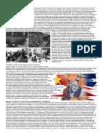 1era y 2da Guerra Mundial conflicto armado en guatemala