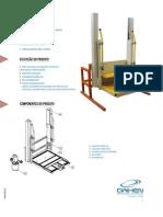 DAIKEN- plataforma_veicular cadeirantes