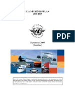 ICAO Business Plan 2011–2013.pdf