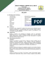 Syllabus Estadistica Avanzada EPG