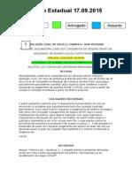 Diário Estadual 17.09.2015