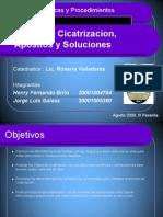 tecnicas y procedimientos