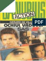 0. Gerard de Villiers - [SAS] - Ochiul Văduvei v.1.0