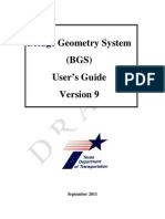 BGS Users Guide