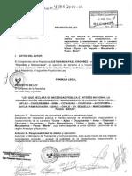Proyecto de Ley 4185/2014-cr