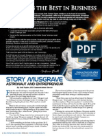 Profile Article - Story Musgrave