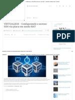 VIRTUALBOX - Configurando o Acesso SSH via Placa Em Modo NAT _ Nanoshots _ Notícias, Linux e Tutoriais