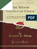 The Minor Tactics of Chess