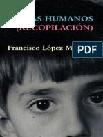 Francisco Lopez Matas Poemas Humanos (Recopilación 4 Libros 25-3-12 )