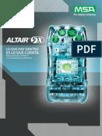 Altair 5x Msa