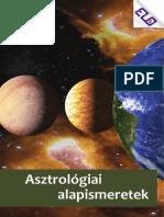 34 Asztrologiai Alapismeretek ELO