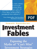 Investment Fables (2004) - Aswath Damodaran