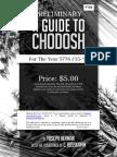 Chodosh Preliminary Guide 15-16 Complete Draft6