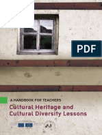 Cultural Heritage Teachers Handbook