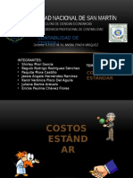 Costos Estandar Expo