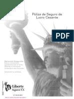 Clausulado Lucro Cesante Seguros Liberty