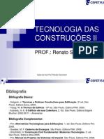 Tecnologia Das Construções II