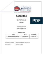 D041699 TUGASAN-1 SMU3063