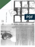 The Untold Philippine Story - Hernando Abaya 1967 Part 1 of 2