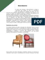 História Do Mobiliário - Design de Interiores