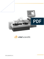 Vital Scientific Vitalab - User Manual