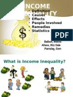 Ssci 3 Income Inequality BSA2-2