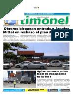 16 de Septiembre Diario Timonel