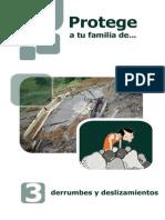 UNICEF Be Folleto 3 Derrumbes y Deslizamientos Reduc