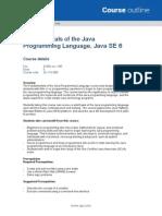 QA-Fundamentals of the Java Programming Language Java SE 6