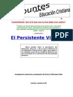 15. El Persistente Virus G