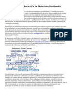 Laboratorio De Elaboración De Materiales Multimedia