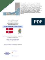Dinamarca Tiene Ciertas Características Que La Diferencian Del Resto de Sus Vecinos De