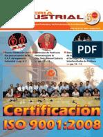 Certificación ISO 9001