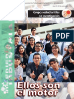 Grupos estudiantiles de investigación de la Facultad de Ingeniería Industrial - UNMSM