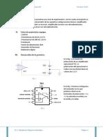 Prácticas de Electrónica 2 Plan 402