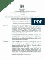 Peraturan Menteri Keuangan - PTKP 2013