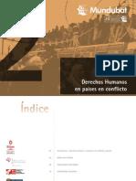 DDHH en Paises en Conflicto (2)