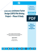 Load and Resistance Factor Driving Project Study.pdf