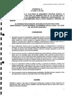 Acuerdo-22-De-2000 Pot Silvania -Documento Final