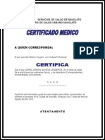 3941878 Certificado Medico Ssm