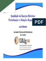 Jornadas Tecnicas Electrotecnia_QE2012