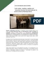 Investigación Sobre Madres y Padres Con Orientaciones Sexuales Diversas Fue Premiada Por La Fundación Antonio Restrepo Barco