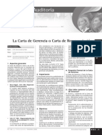 Carta de Gerencia Ctualidad Empresarial