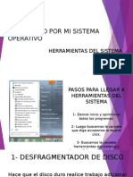Herramientas Del Sistema Tatiana Bedoya