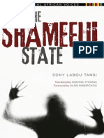 The Shameful State (excerpt)